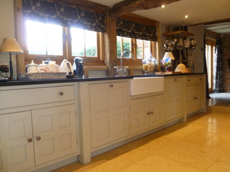 Hand Crafted Fitted Kitchen